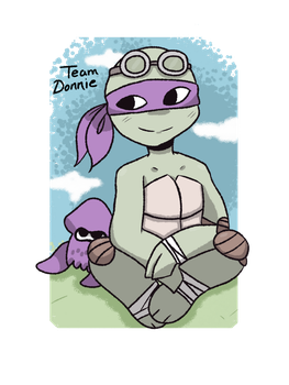Donatello by SS-Lammy