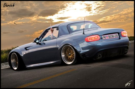 Mazda Mx-5 NC quicky by Dariich
