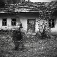 ghost of an old house by NataliaCiobanu