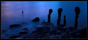 Broken Breakwater by Wivelrod