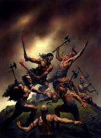 Conan-Player's Manual by ChrisQuilliams