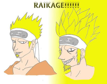 sixth Raikage by Siemens363