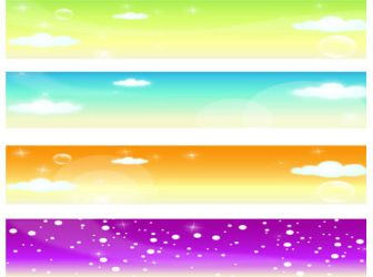 Free Vector Banners 01 by freevectordownload