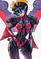 Windblade by maon0210