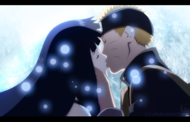 Naruto The Last Movie - Kiss ! by X7Rust