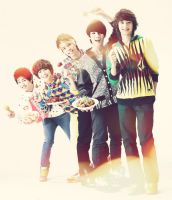 SHINee by iwanttobekorean