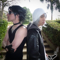 Bakuman: The Rocker and Biker by Cossu-Bossu