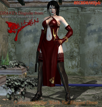 Catherine's Dress from RECB: Gaiden Download by RECBDRAKEplz