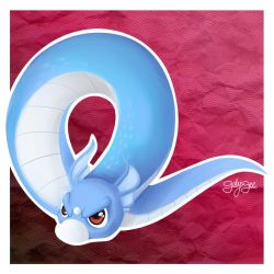 Dratini by GabbyGee