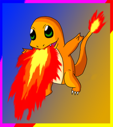 PokeSeries (Digital) #004 Charmander (Reup) by TwiggyTwix