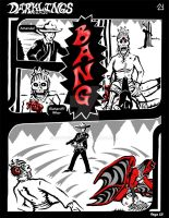 Darklings - Issue 5, Page 23 by RavynSoul