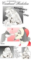 My Dear Richelieu... by CeskaSoda