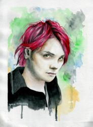 Gerard Way by ItsMyUsername