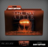 The Day After (1983) Movie Folder Icon by DhrisJ