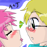 CL- Aelita and Jeremie by tailsprowerlover