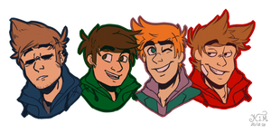 Eddsworld by RebelGirls