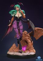 Morrigan Redux by HecM