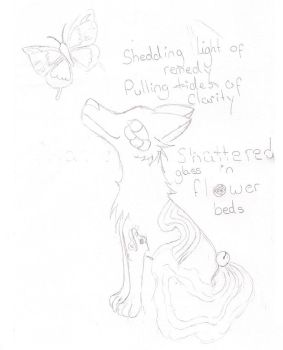 lullaby Nineteen fan art by sapphireredverne