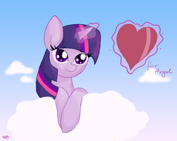 Here, have a heart by FatalNatal