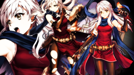 Fire Emblem Heroes - Micaiah Wallpaper by AuroraMaster
