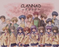 Clannad my favorit anime by Utsutsu-chi