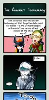 Zelda - The Ancient Technology by LenupetComics