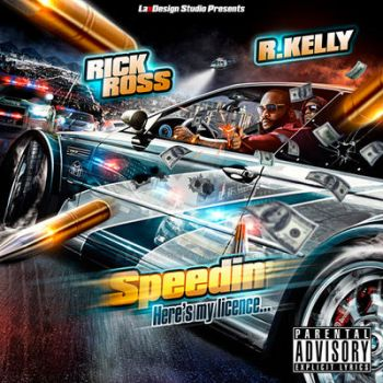 Rick Ross Speedin Cover by LaxDesign