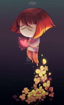 frisk by Gobi-the-dog
