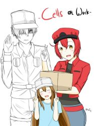 Cells At Work ~ by ahafiy