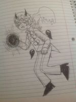 I drew most of this upside down by cadaverr