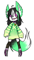 collab adopt {OPEN} by Otakuloverx100