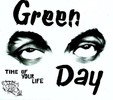 Green Day - Time of your life by RICKFRIKY