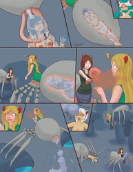 Dinner Party Guest - Part 7 by Ankhrono