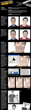 PS Face Transplant Tutorial by lexigeek