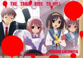 The Train Ride To Hell by MewCocoa