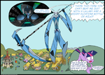 Wait, why the giant scythe? by BestSeller-Microtech