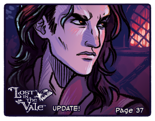 Lost in the Vale Update! - Pg 37 by CrystalCurtisArt