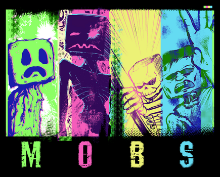 MOBS by zson