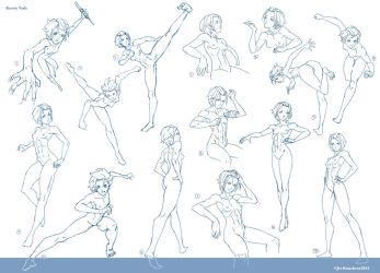 Alacrity Nude Pose Chart by THEJETTYJETSHOW