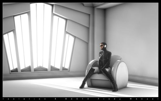 Isolation 8 by Fredy3D