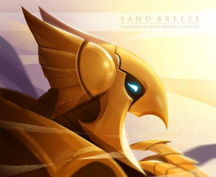 Sand Breeze by LONEOLD