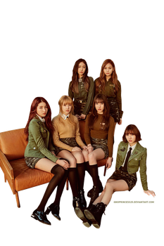 PNG #85 | GFRIEND by NoPrincess25
