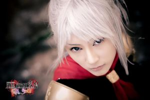 Final Fantasy Type-0 - Sice by reinaxox