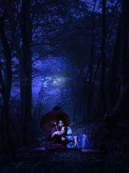 That Night In The Forest by bagusxfantasy