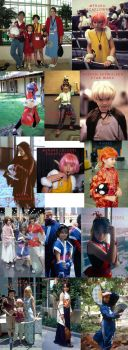 Cosplay Over The Years 1 by miasaka