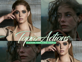 Topaz Actions by Absolute-A