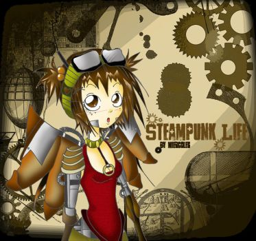 Steampunk Life... by miercoles666