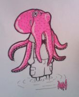 Octoboy by Paupervision