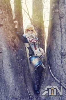 Legend of Zelda - Sheik by Its-Raining-Neon