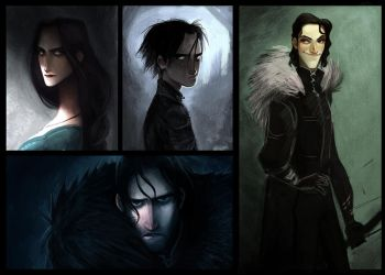 Game of thrones by Grimhel